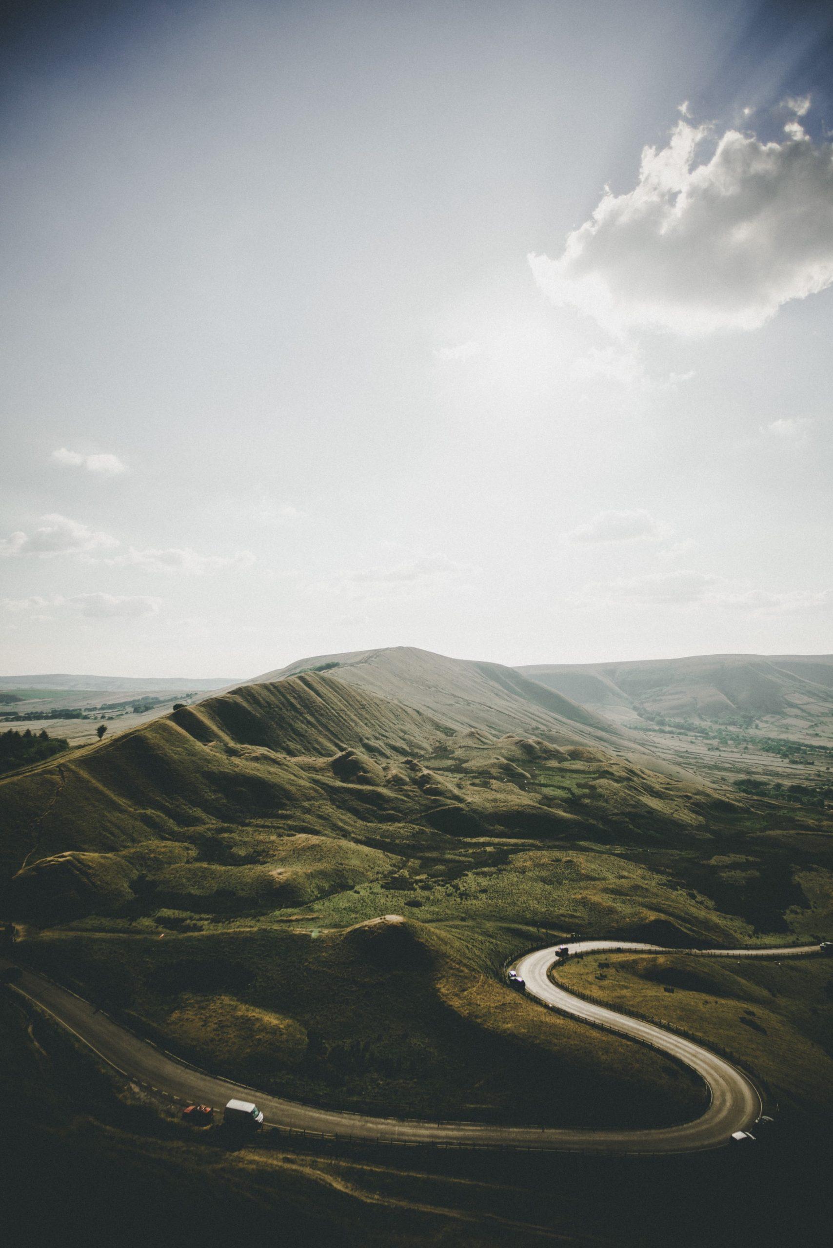 road-mountain